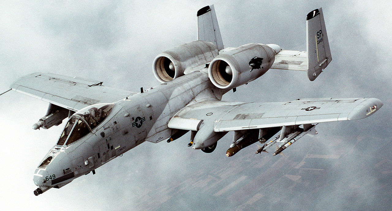 A-10s Deploy to Europe, Again