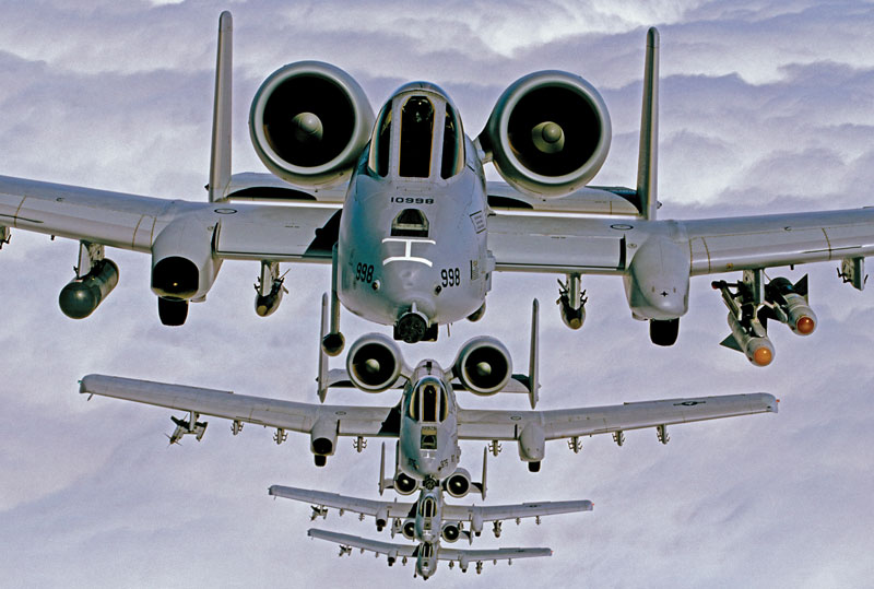 The A-10 Warthog vs. Politics: Aviation Insider