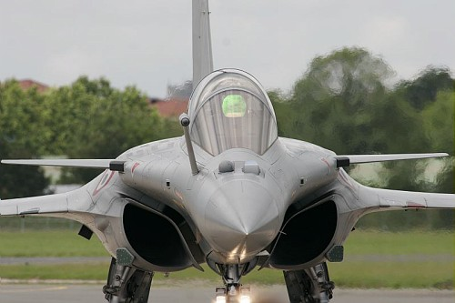 Rafales Notch First Export Sale