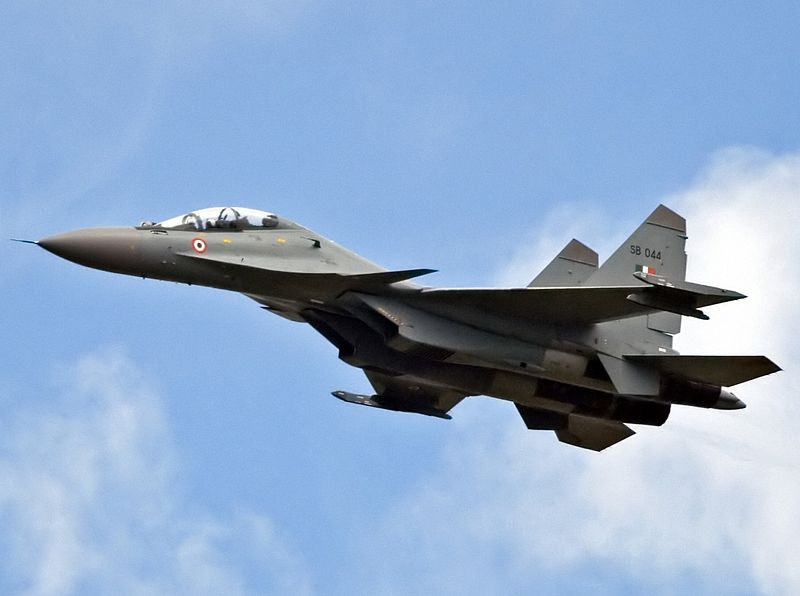 Indian Su-30MKI Engine Failures Continue
