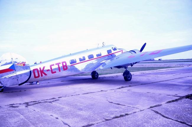Kansas Mechanics Rebuild Electra 10A
