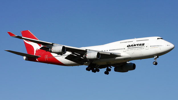 Qantas to Retire Oldest 747