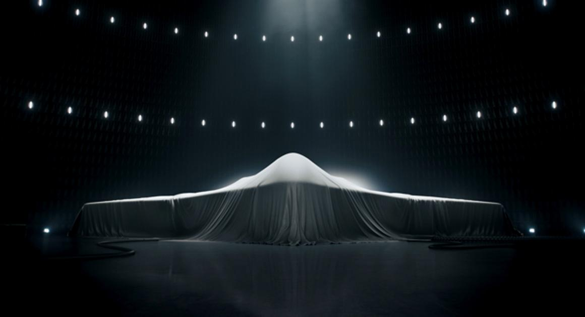 Mystery Shrouds New Stealth Bomber Plans