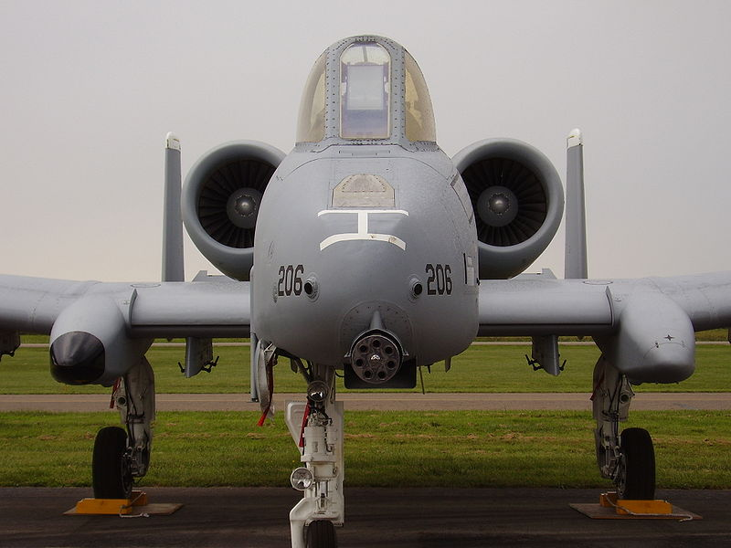 A-10s Head East to Romania