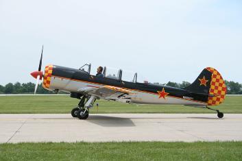 Body of Missing Yak-52 Pilot Found