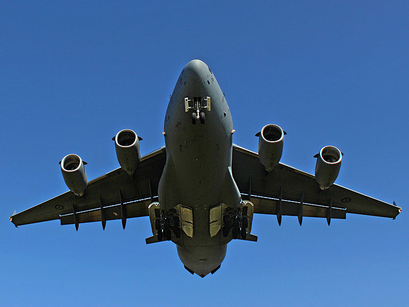 Boeing: Five C-17As Still for Sale