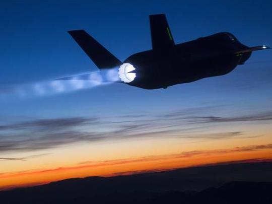F-100, F-35 to Star at Oshkosh