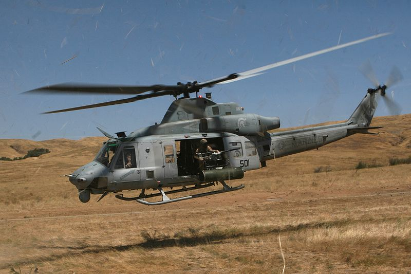 Marine Helo Found Crashed in Nepal
