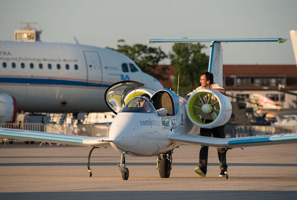 Airbus Building Electric Plane Factory