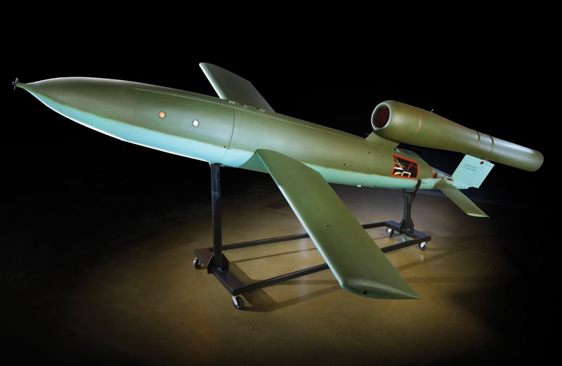 Germany's V-1 Buzz Bomb  – Iconic Firepower