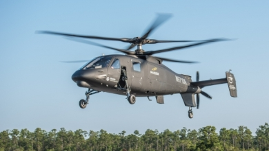Sikorsky S-97 Makes First Flight