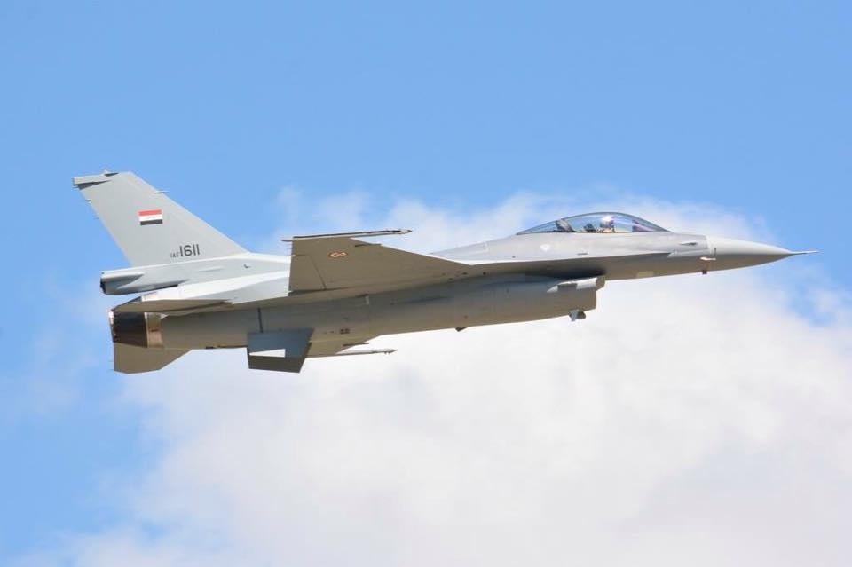 Iraqi General Crashes F-16 in Arizona
