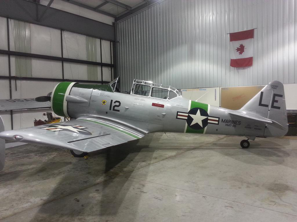 Warbirds to Re-enact Siberia Run