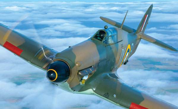 Gallery: Hurricane Hawker