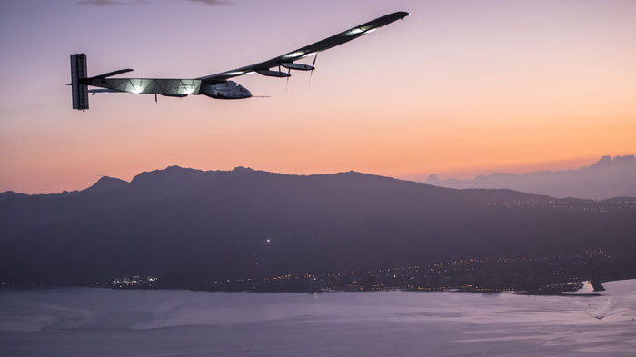 Solar Impulse 2 Grounded Until 2016