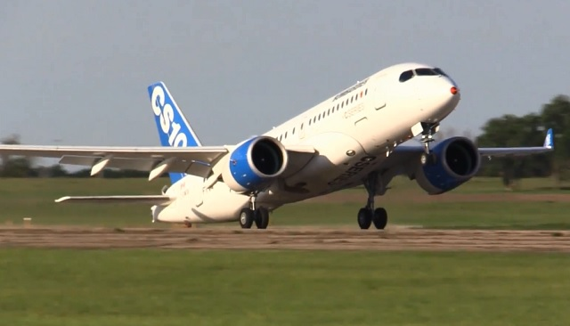 Photo: CS100 Tests in Kansas
