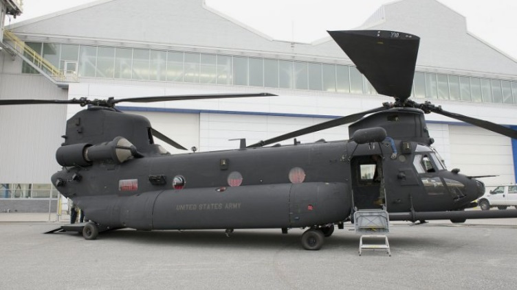 More Chinooks Headed to Spec Ops