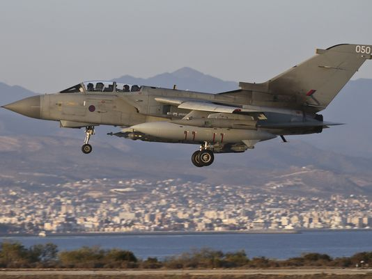 UK to Extend Tornado Service Life