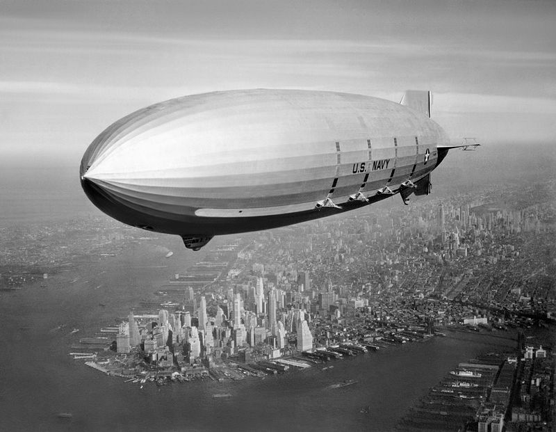 USS Macon Crash Site Explored
