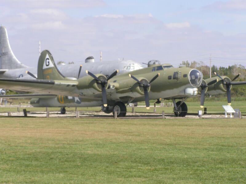 Georgia Museum to Receive B-17