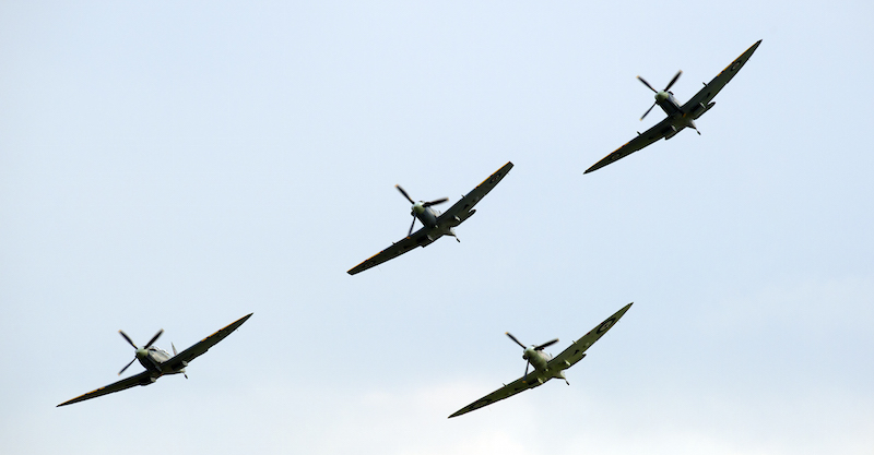 Spitfires to Dominate 'BoB' Air Show
