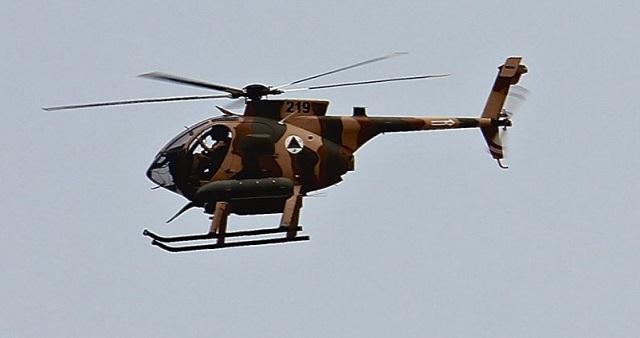 Cayuse Warrior Enters Afghan Combat