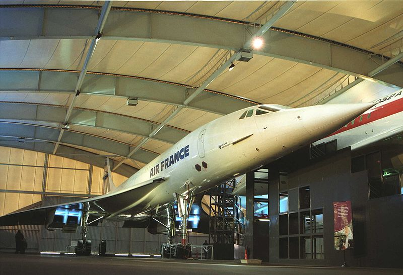 France to Keep Concordes