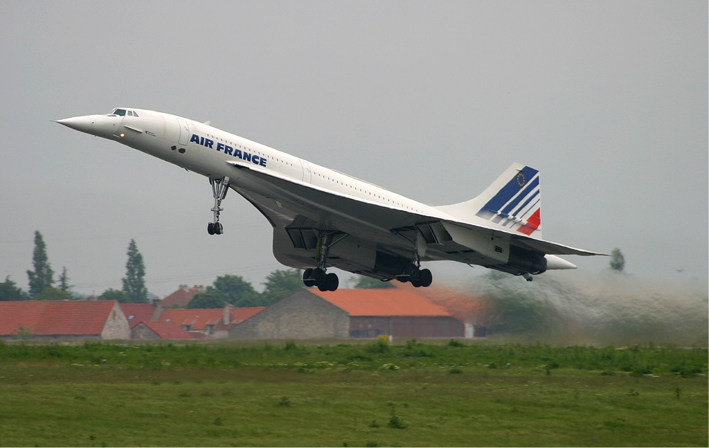 Group Plans Concorde Flight by 2019