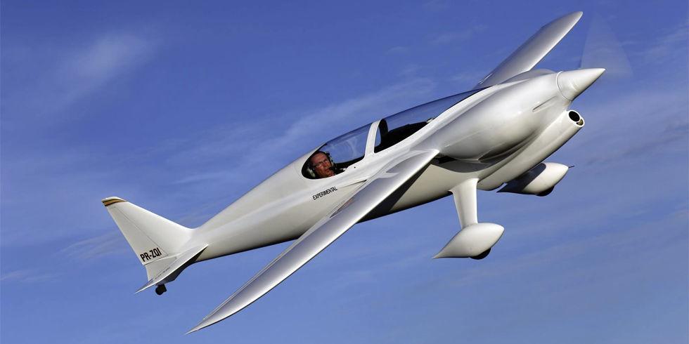 Students, Profs Build Record-Setting Plane