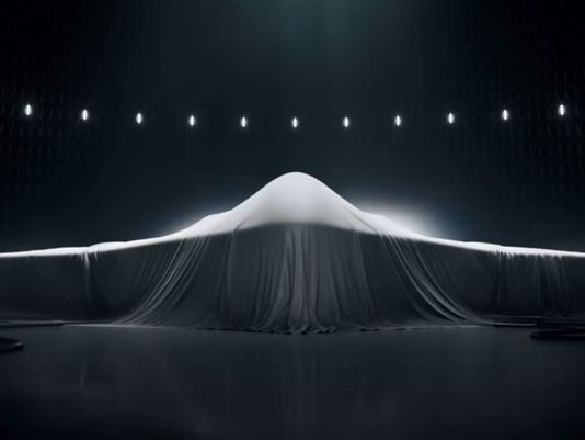 Northrop Grumman Wins LRS-B Competition