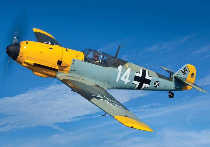 "Luftwaffe's  Bf 109E ""Emil"""