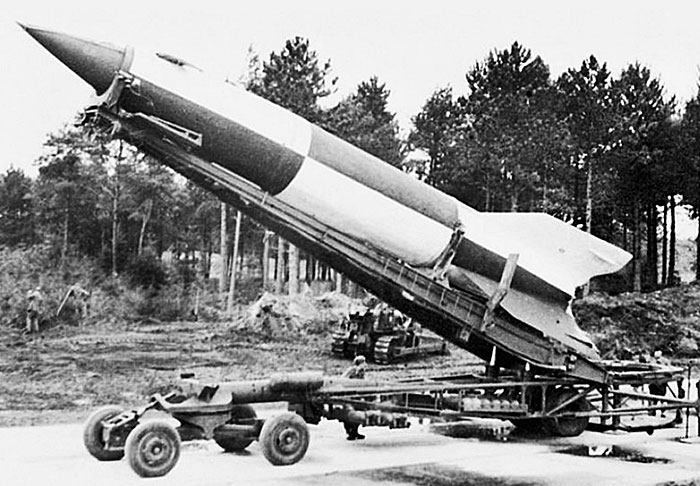 Germany's Wonder Weapons — V-2 Rockets