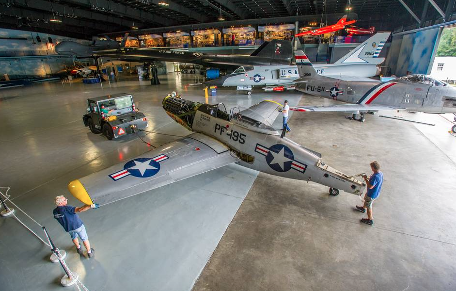 Georgia Museum Adds P-51H to Collection
