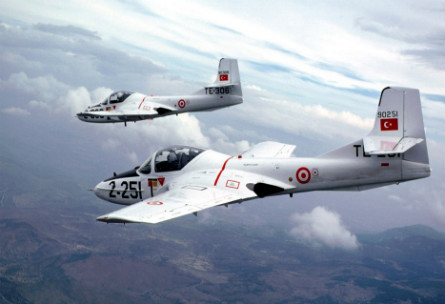 Turkey Gifting T-37s to Pakistan