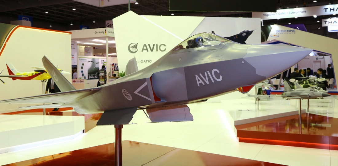Chinese Offering 'F-35-Style' Fighter