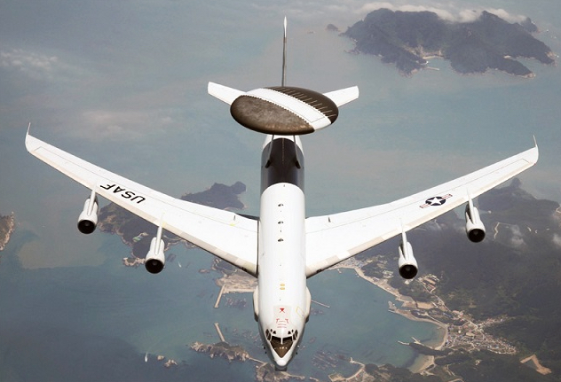 USAF Debuts New Sentry