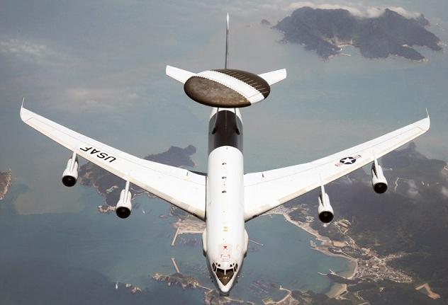 USAF Debuts New Sentry
