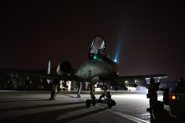 A-10s, AC-130 Doing CAS in Turkey