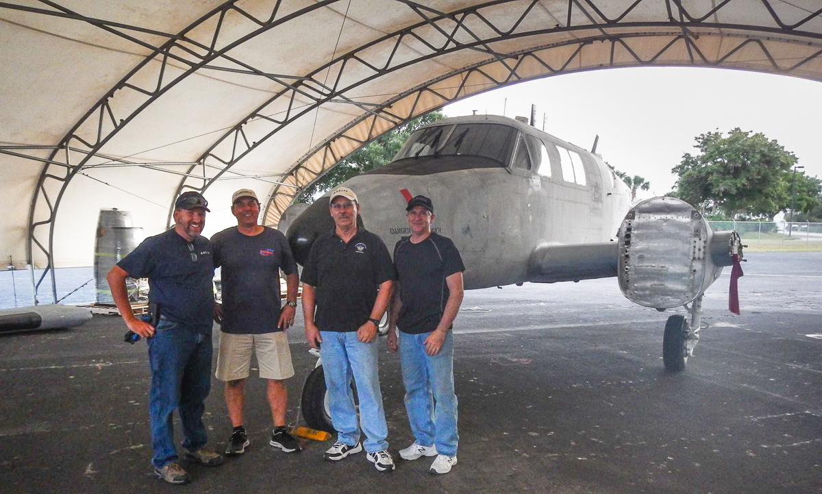 Ex-Army Ute Arrives in Florida