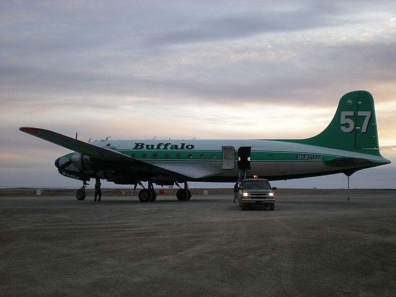 Transport Canada Grounds Buffalo Airways