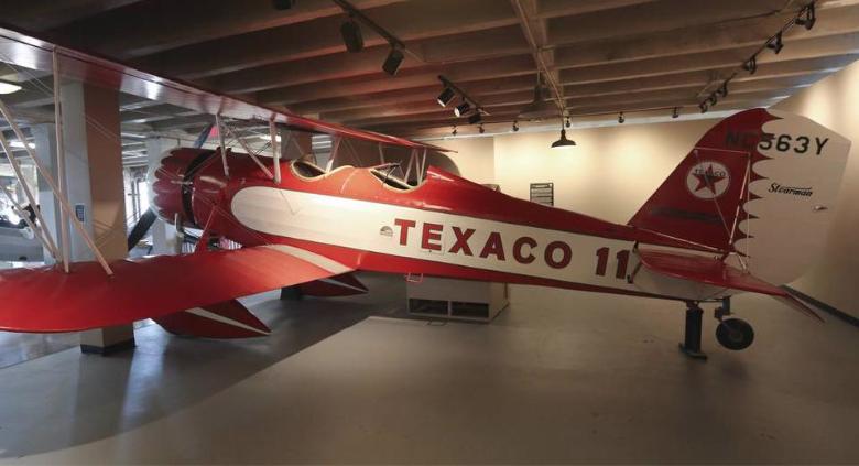 Kansas Museum Debuts Rare Stearman