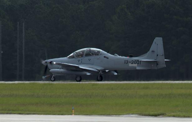Afghan AF Gets New Attack Planes