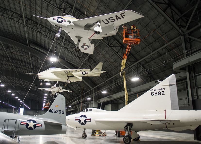 New USAF Museum Building to Open in June