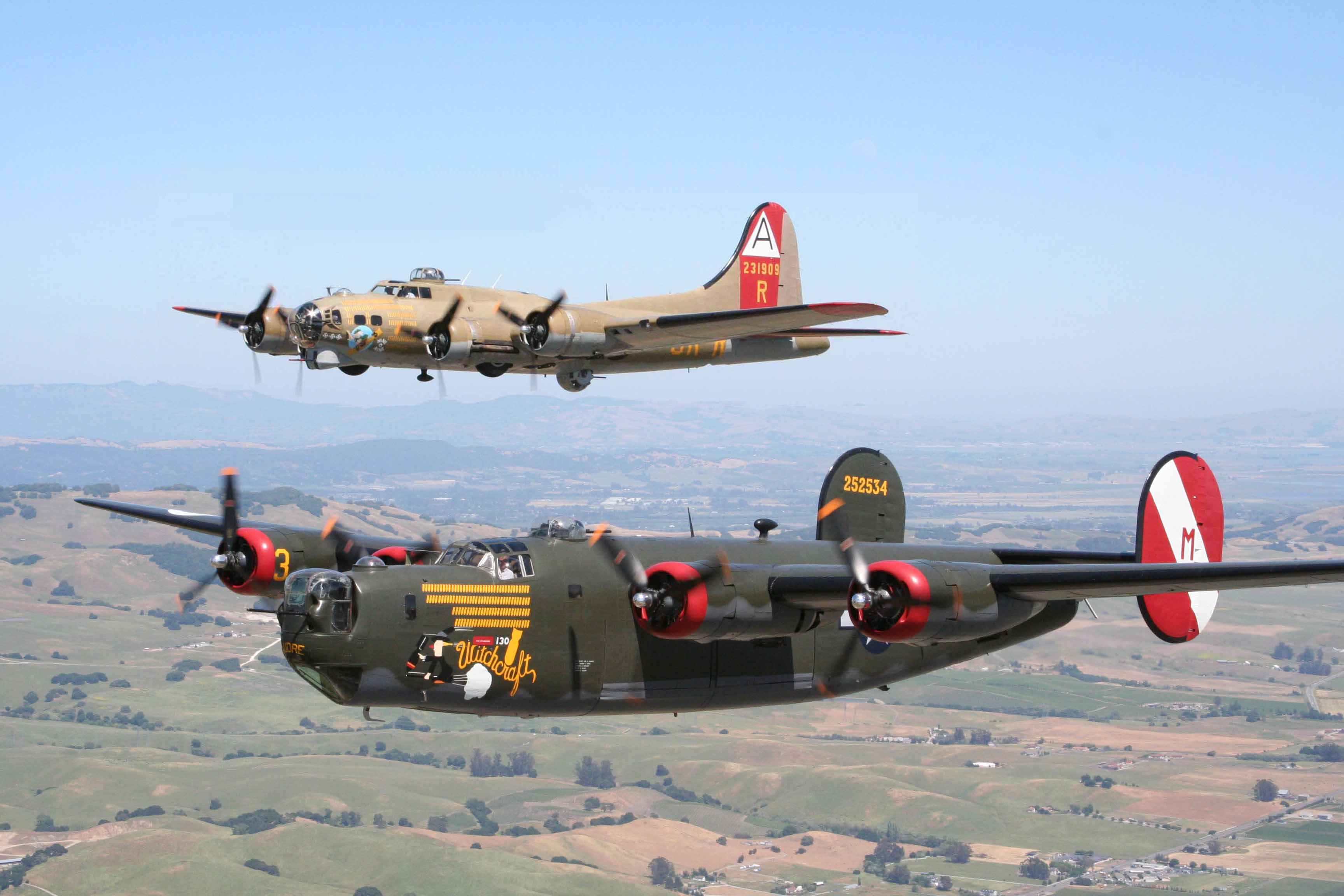 'Bomber Camp' to Feature B-17, B-24