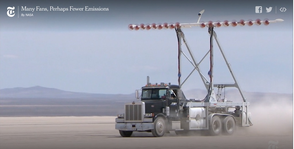 NASA Project Propelled by Peterbilt