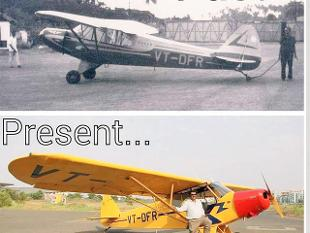 Bombay Club Claims Oldest Asian PA-18
