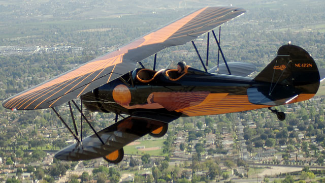 Restored Speed Wing Built for Final Flights