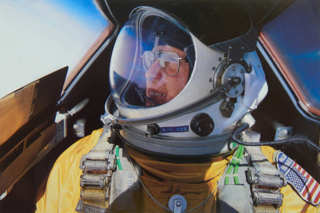 SR-71 Pilot Recounts Career