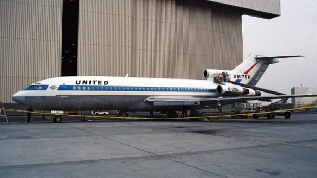 First 727 to Make Last Flight