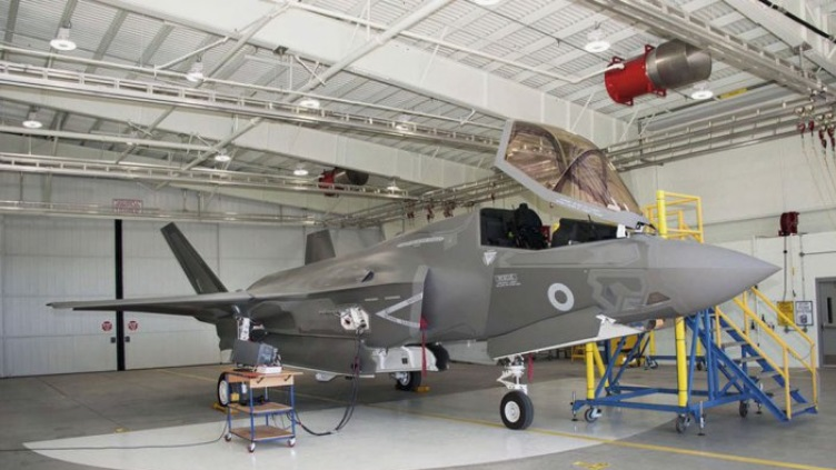 UK to Receive Final Test F-35B